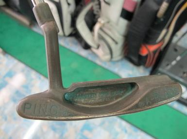 PUTTER PING A - BLADE COPPER