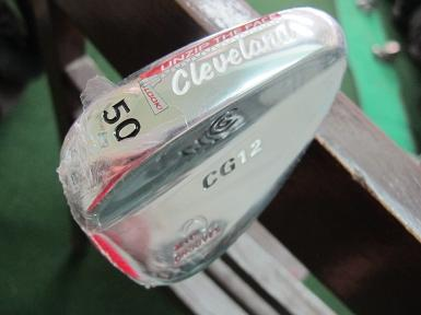 SALE!!! Wedge Cleveland CG12 Zip Grooves